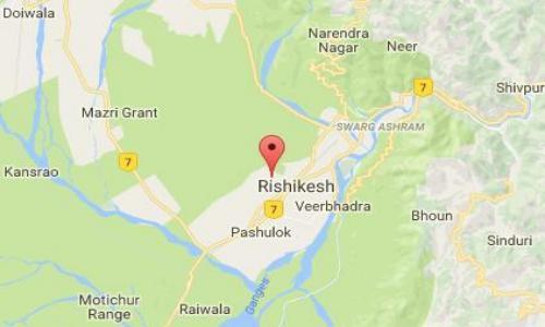 *** Ришикеш — святой город ведической традиции и мировая столица Йоги — Индия, штат Уттаракханд, предгорья Гималаев ***