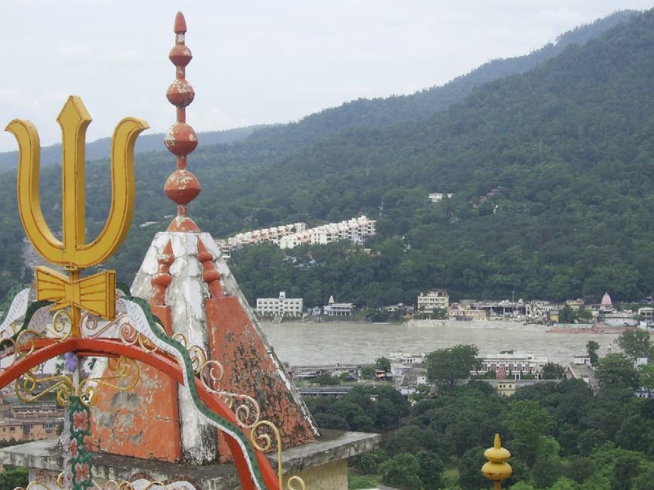 *** Ришикеш - город Духовности. rishikesh ***