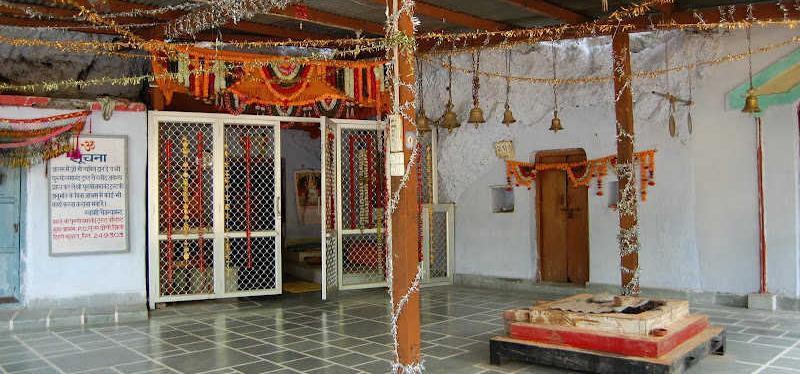 Пещера Васиштхи (Вашиштха-гупха) — Ришикеш, Индия