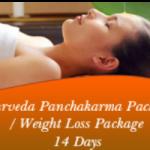 Список программ Панчакармы, оздоровительных курсов Центра «Аюрведа-Бхаван»